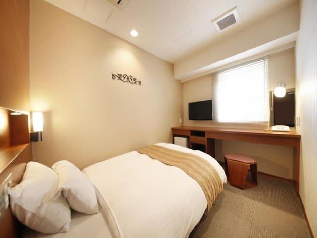 1min->Machida Station/Superior Single Room