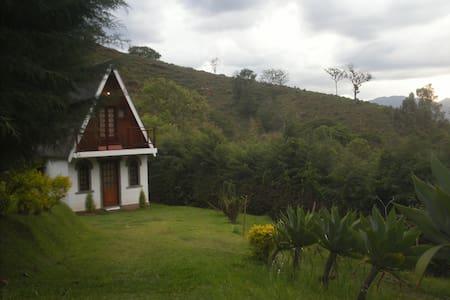Chalé Mirante do Baú no alto da Montanha - São Bento do Sapucaí
