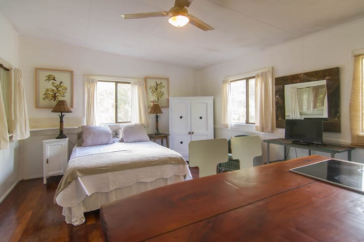Rainforest  Farm Cottage near Noosa and Eumundi - Tinbeerwah