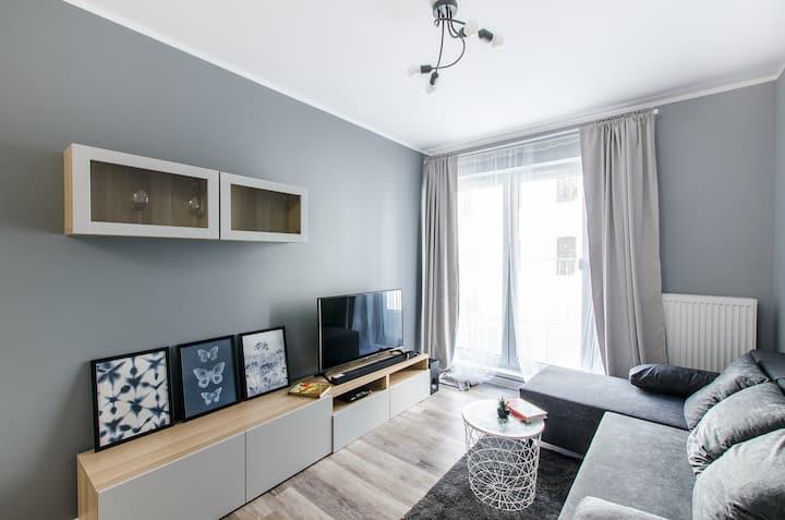Superior Apartment- wygodnie, czysto, w Centrum!