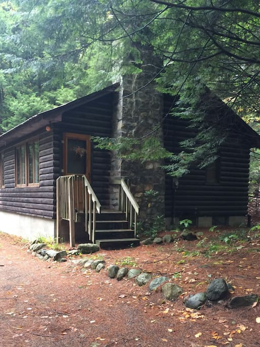 the loon lake cabin cabins for rent in chestertown new