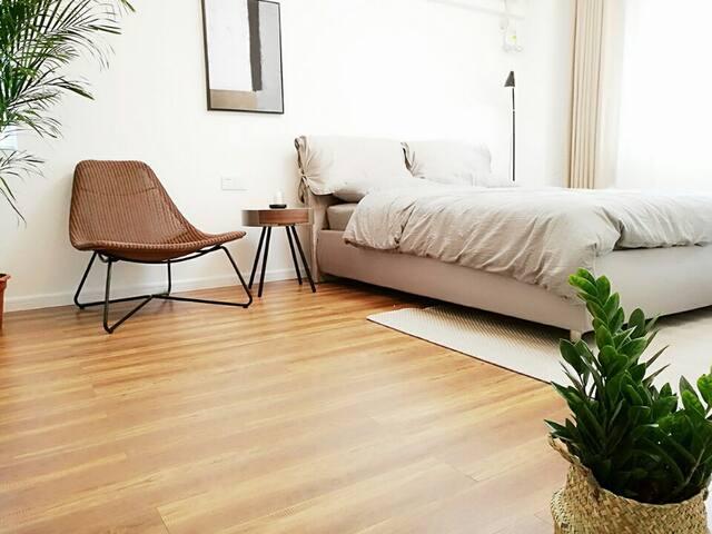 【我家】厦门中山路旁,依山看海的最佳选择 【全新家具,首周价格优惠】B - Xiamen - Apartamento