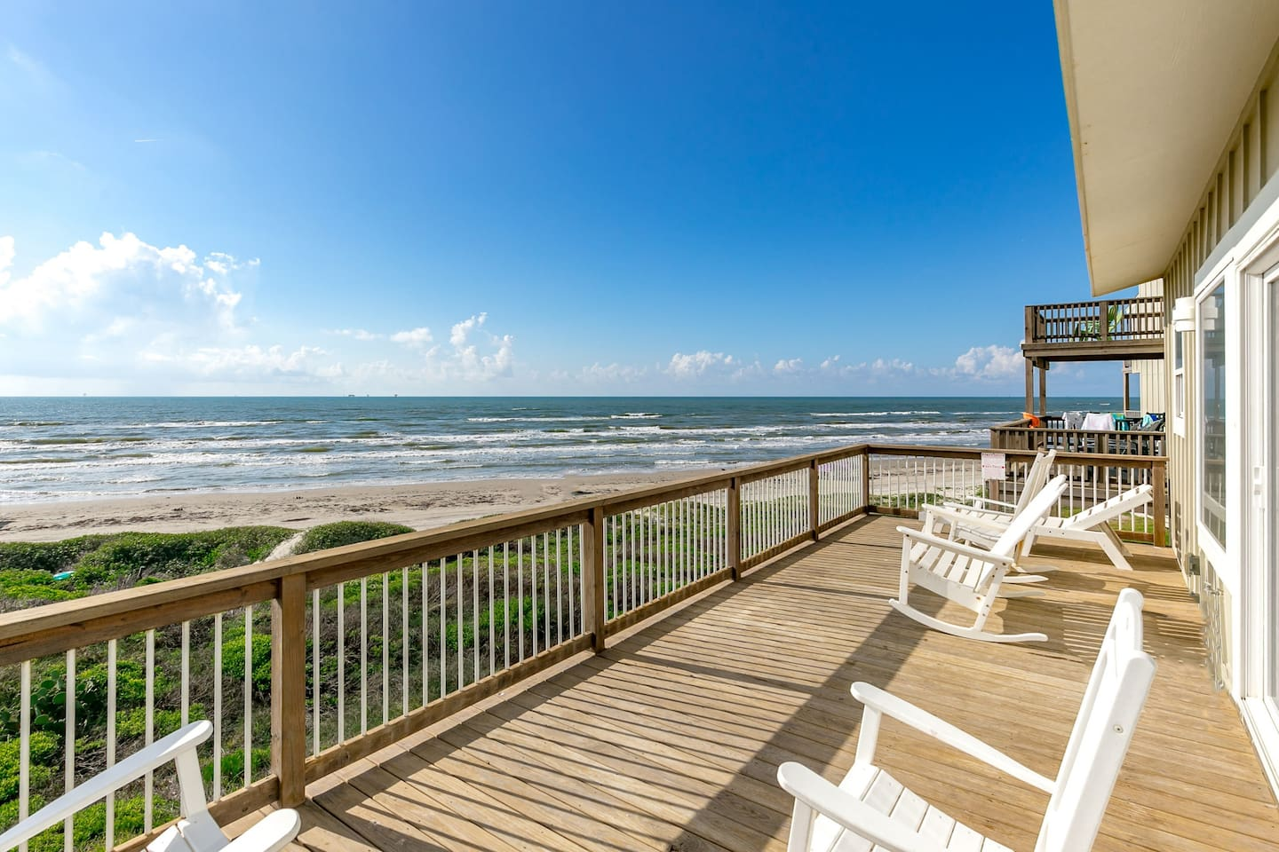 Welcome to Port Aransas! This beachfront home is professionally managed by TurnKey Vacation Rentals.