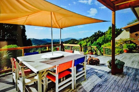 The Ridge Luxury Country Lodge - Puhoi - Rumah