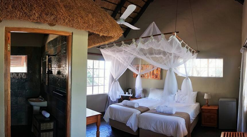 Double Room - Bushbaby