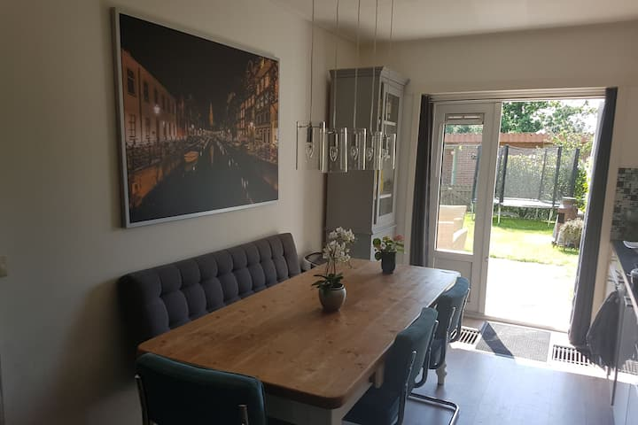 Lovely appartment, ideal for couples, A'dam North