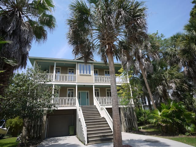 Margaritaville--Your own private resort! - Folly Beach - Dom