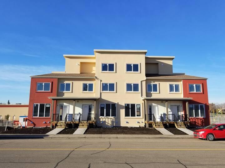 Fort Sk Alberta New Condo Unit#1.  Suite 4104 $60