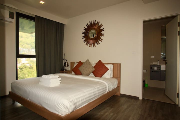 Luxury  1 bedroom unit at The Deck by PLH Phuket