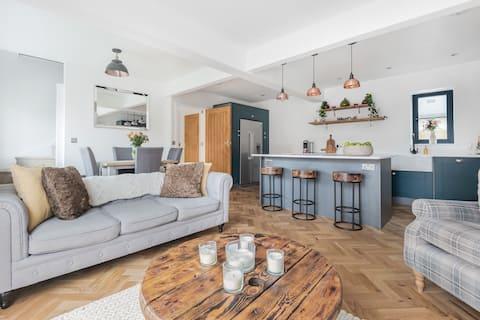 Grays Nook - 3 bed all En-suite, Cotswolds cottage