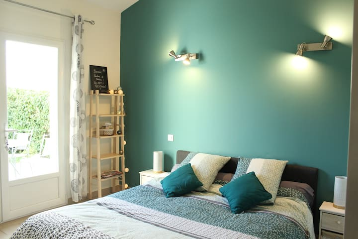 Chambre privée 1/2 - Private bedroom 1/2