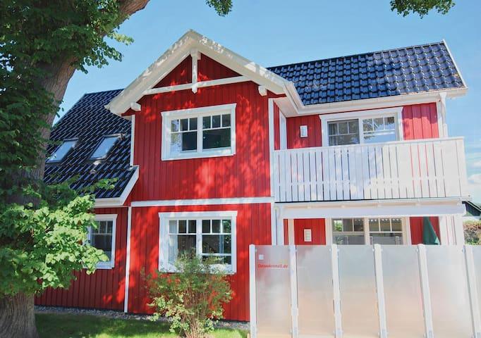 ostseekristall houses for rent in zingst mecklenburg vorpommern germany. Black Bedroom Furniture Sets. Home Design Ideas