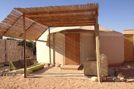 Desert Yurt - Iurta