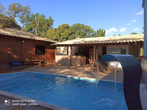 Country house, Heated pool, Sabará farm