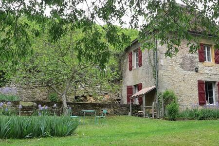 château de Saint Dau  cottage Jade