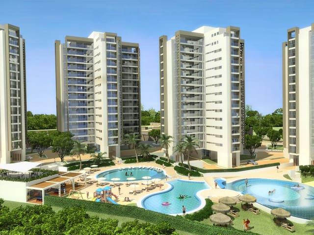 Apartamento/Condo en Santamarta. Dream gateaway