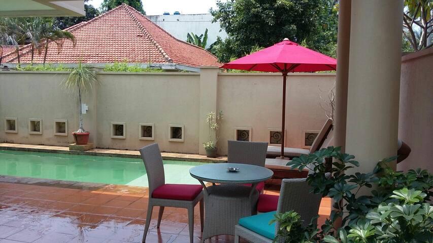 Luxurious 3 BR House Kemang Selatan - Jakarta Selatan  - House
