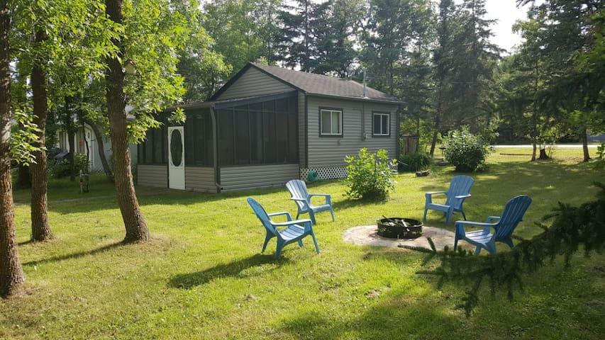 Knotty Pine Cottage