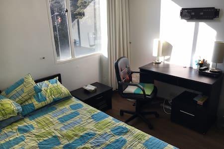 Confortable habitación/hogar en el norte de Bogotá - Bogotá