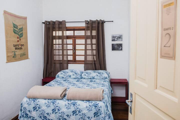 Casa do Sossego | Quarto Casal 2