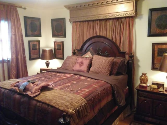 Second Bedroom Available additional $125 per night (book 3 guests to receive both bedrooms)