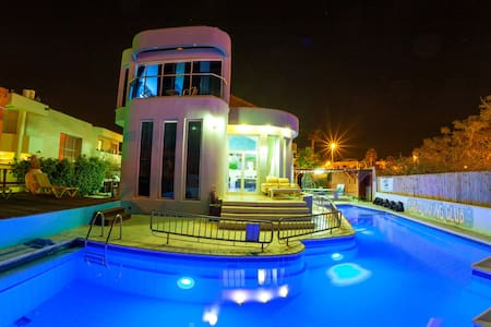 Dormitory  up to 4 people - Eilat - Villa