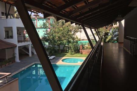 Comfort in Goa's Midst (2BHK Apt. ) - North Goa - Apartamento