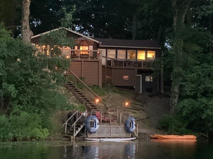 Elizaville Twin Lakes Retreat