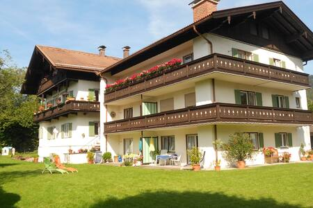 Your Residenze Apartments Maria, FeWo Wallberg - Rottach-Egern - Serviced apartment