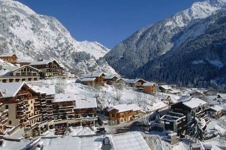 Lovely Champagny Apartment Very Close to Lifts - Champagny-en-Vanoise