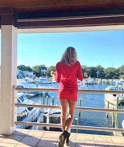 Wrightsville Beach Waterfront Condo - 一軒家