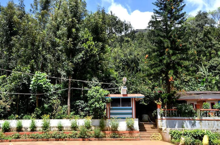 Homestay for family in foothills