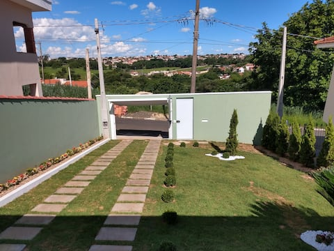 Sossego do campo na cidade (São Pedro-SP)