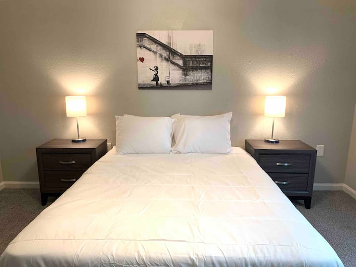 ❤️NEW!Private room in middle of Everything Houston❤️