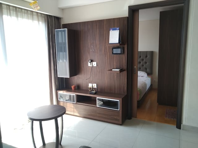 2 bedrooms apartment at MG Suites