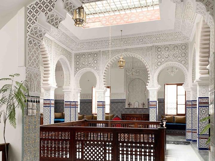 Riad Tetuanía, Habitación Genevieve