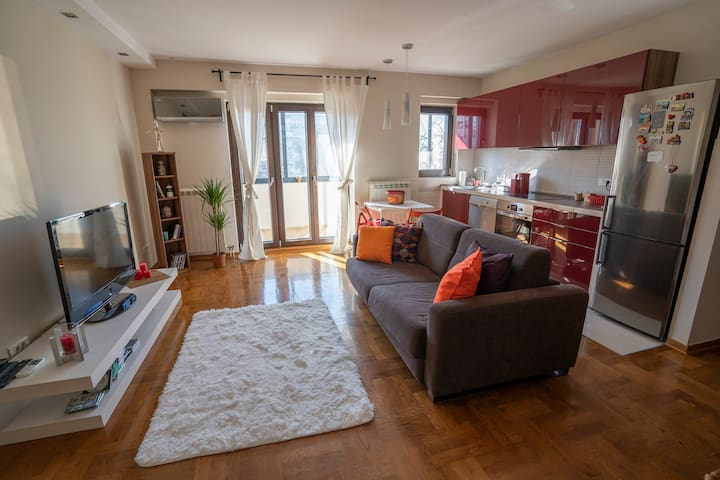 Desire,City Center apartment Terazije FREE PARKING