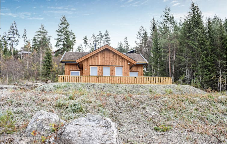 Holiday cottage with 3 bedrooms on 125m² in Vrådal