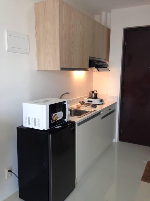 Complete Mini Kitchen