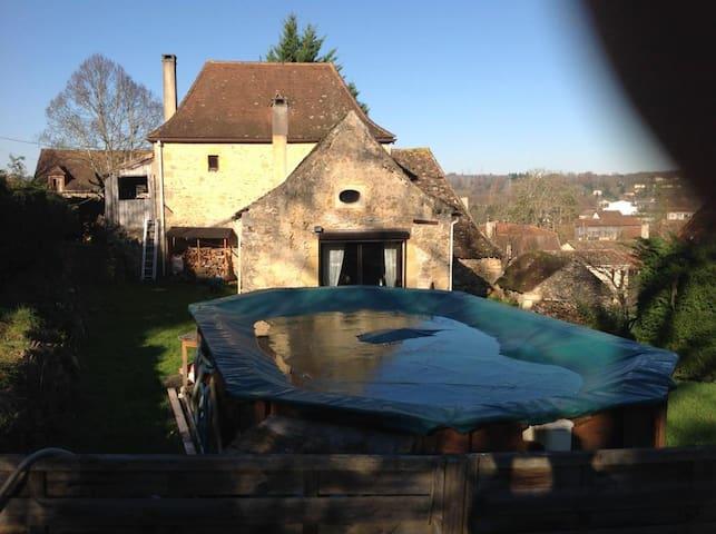 Chambre chez L'Habitant - Saint-Agne - Dom