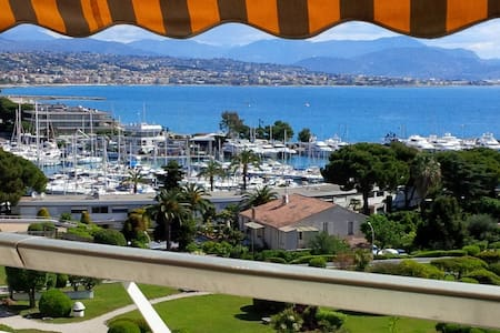 French Riviera - Appartment to 2 min to the beach