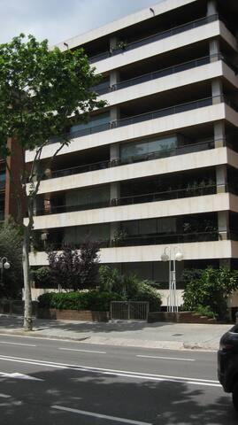 Habitaciones Alto Standing En Barcelona