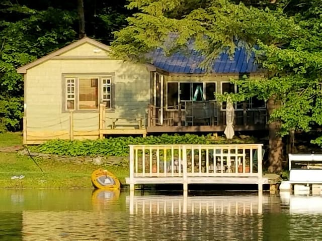 Peaceful Lakeside Getaway!