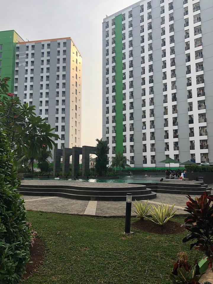 Dimiko's Greenlake View