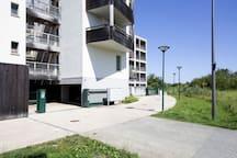Logement au calme à Bayonne