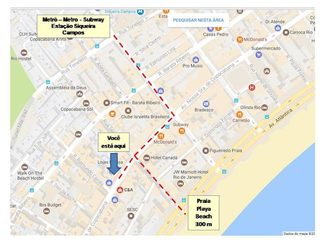 Localização - Ubicación  - Location