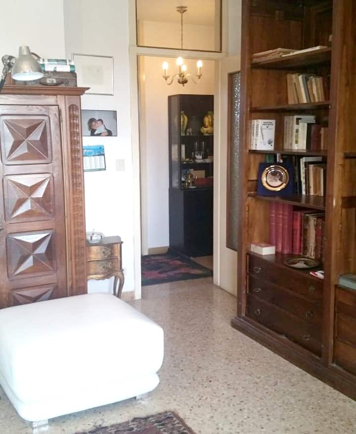Apartment with 2 bedrooms in Torviscosa, with furnished balcony and WiFi - 20 km from the beach