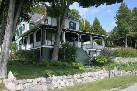 Cross Trees Cottage - East Bluff - Mackinac Island