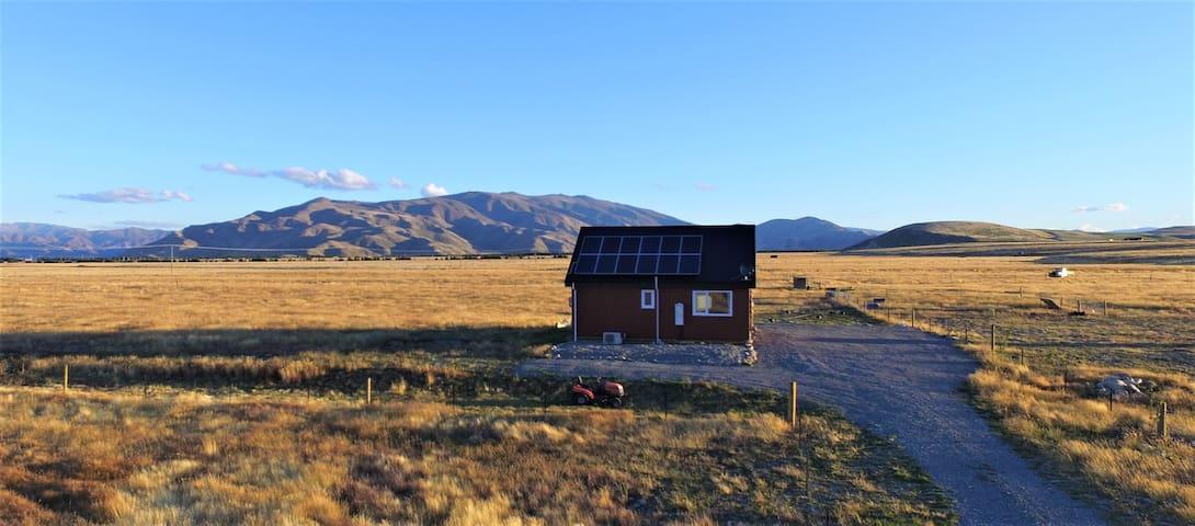 #30. Highland Farm Stay - Canterbury - Rumah