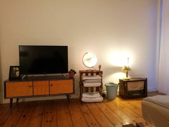 Schönes Zimmer in Friedrichshain - Simon-Dach-Kiez